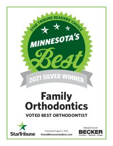 Family Orthodontics Minnesota's Best Winner